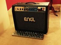 Engl Screamer 50 Amp and Z5 footswitch