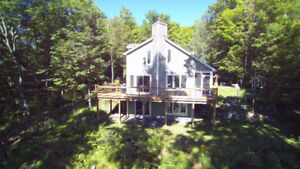 Beautiful House for Sale in the Gatineau Hills