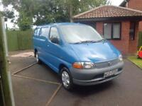 2002 Toyota Hiace only 30,400 miles from new NO VAT