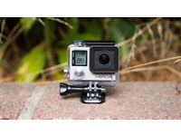 I sell gopro 4 perfect condition with accessories