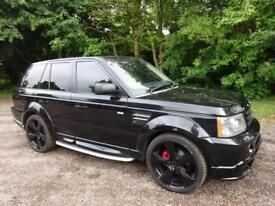 Land Rover Range Rover Sport 2.7TDV6 HSE 2005 / 55 Reg / Project Kahn Conversion