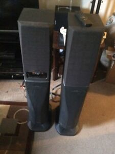 Sony Sa Va15 speakers with remote