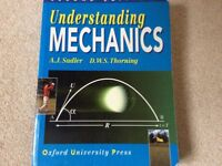 Understanding Mechanics by Sadler & Thorning 9780199146758