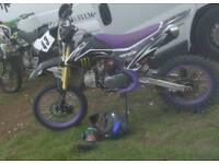 125cc adult pit bike