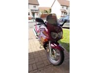 SUZUKI GSX750F 1998 R reg.mot till july 2018 using my wifes account as mine dont work.