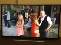 """46"""" SONY LED SLIM LINE TV USB HD FREEVIEW FULL HD CAN DELIVER"""