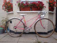 Peugeot mystique racer bike
