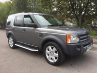 2007/07 Land Rover Discovery 3 2.7TD V6 auto HSE