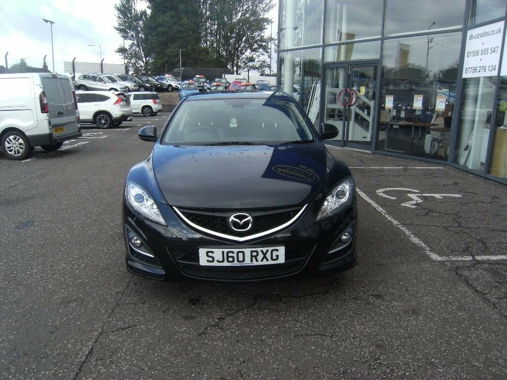 1 OWNER!! 2010 60 MAZDA 6 2.0 TAKUYA 5D 155 BHP **** GUARANTEED FINANCE **** PART EX WELCOME ****