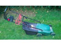 FREE TO COLLECT - LAWN MOWER + HOSE PIPE