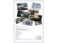 Royal Air Force Air Cadets in South Belfast - Recruiting Now!