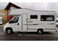 Compass Avantgarde 140 4 Berth motorhome