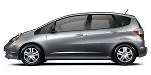 2009 Honda Fit DX-A