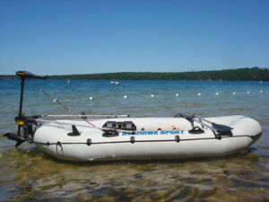 Inflatable Boat Kit