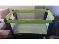 Travel cot/ playpen used, very good condition