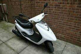 Yamaha Vity 125 moped scooter low mileage, great condition, mint MOT,