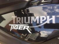 2011 Triumph Tiger 800 ABS