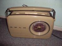 1950S/60 Bush radio