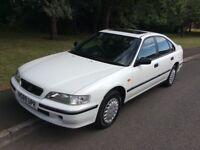 1996 Honda Accord 1.8 I-1 elderly owner-full Honda history-35,000-12 months mot-this is a one off