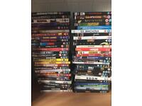 58 DVDs including special editions
