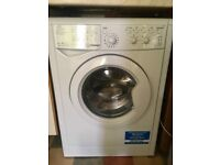 7-month Old Indesit IWDC6125 Washer-Dryer