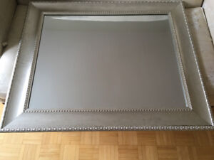 Large wall mirror. One year old.