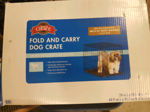 Great Choice small dog crate