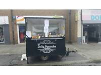 Crepe Stall looking for a new home