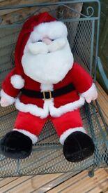 Father Christmas 'Santa' Cuddly Toy