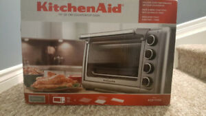 New KitchenAid Toaster Oven