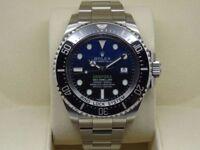 Rolex Deepsea Seadweller D-Blue SW2836