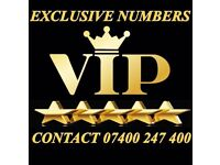 EXCLUSIVE GOLD VIP MOBILE NUMBERS