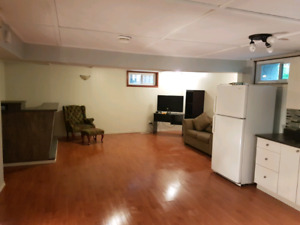 2 Bedroom Basement Suite (Newly Renovated)