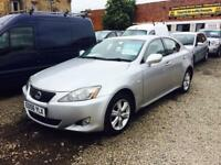 Lexus IS 220 diesel 56 Reg 1 year mot excellent condition luxury car