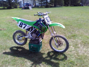 2007 kx85 REDUCED PRICE