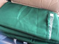 Gazebo curtains 3m x 2 m polyester curtains