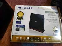 Netgear d6300 router RRP 149.99