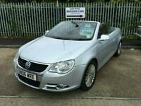 2006 volkswagen eos tfsi convertible cheapest in uk