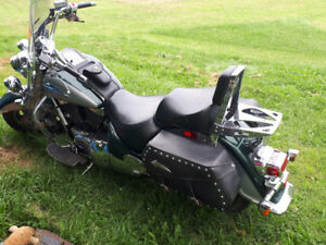 Selling a 2004 Suzuki Intruder 1500