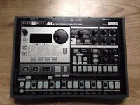 Korg ElecTribe EM-1 vintage drum machine/synth