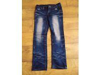 Women's jeans size 8