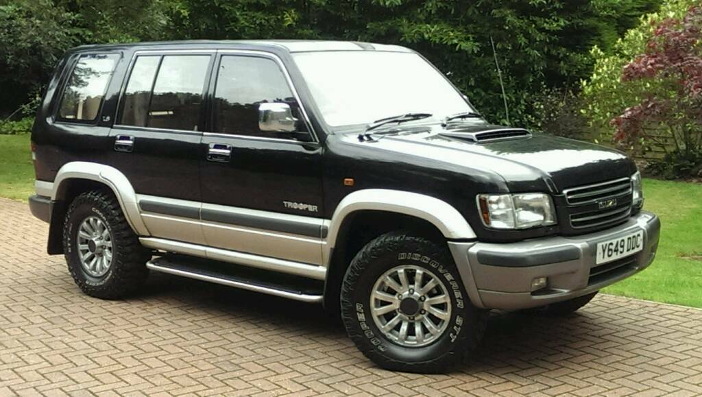 Discovery 1 Land Rover >> ISUZU TROOPER 7 SEATER ALL TERRAIN TYRES AIR SIMILAR LAND ROVER DISCOVERY TOYOTA LAND CRUISER ...