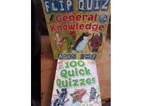 2 quiz books
