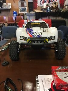 Hpi baja 5t 5b sc not Losi traxxas or redact