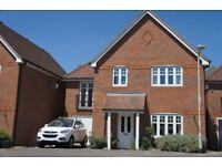 4 Bedroom Detached house with Garage in Shinfield