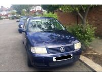 VW Polo 2001, Best Price!!