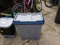 Large storage bin