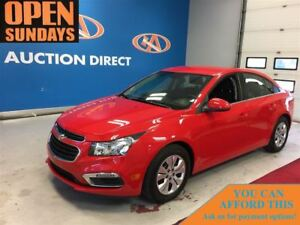 2015 Chevrolet Cruze LT 1LT, BACK UP CAM, BLUE TOOTH!