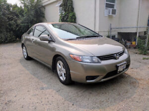 2008 Honda Civic LX Coupe *REDUCED*