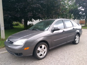 2006 FORD FOCUS 4DR ZX4 SES SAFETIED ETESTED LOW KMS